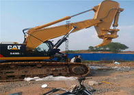 Q345 Baja Excavator Root Ripper Komatsu Excavator Attachment Dengan Nose Protector
