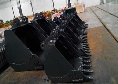 Attachment Backhoe Bucket Standar Sempit Standar